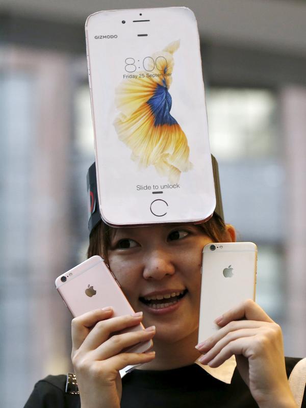 iPhone Jadul yang Rusak Kini Bisa Ditukar di Apple Store