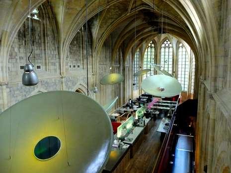 Biara Kuno 'Disulap' Jadi Hotel Keren di Belanda