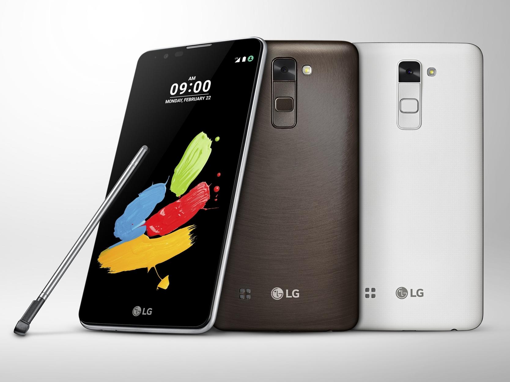 LG Stylus 2 Bakal Meluncur di Ajang MWC 2016