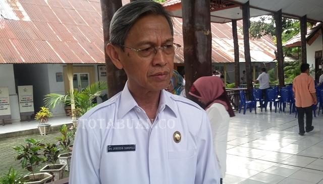 Djainuddin Mengaku Siap Besarkan PAN di Kotamobagu