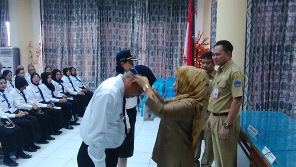157 CPNS Bolmong Ikut Diklat Prajabatan