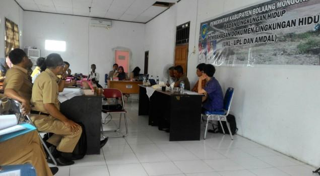 Pemkab Bahas Dokumen Lingkungan PT Conch