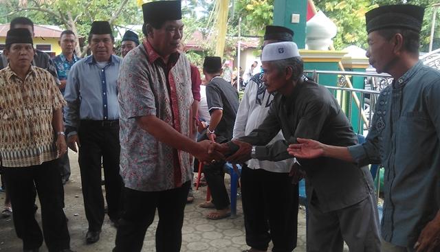 Bupati Bolmong Hadiri Peringati Nisfu Sya'ban