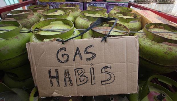 Warga Khawatir Terjadi Kelangkaan LPG Jelang Idul Fitri