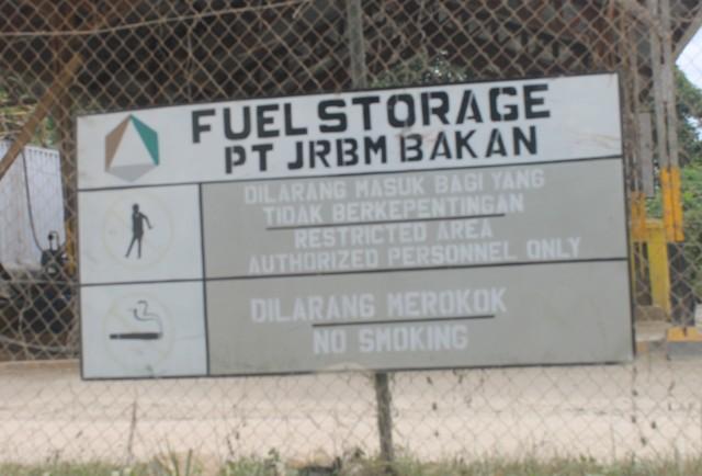 Izin Penggunaan Jalan PT J Resources Dicabut