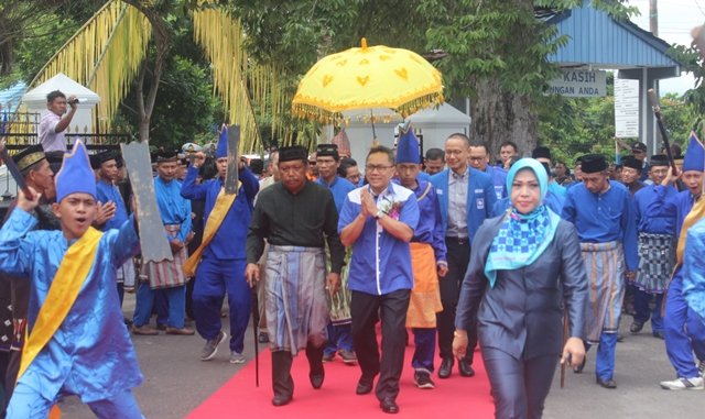 Wakil Wali Kota Minta Maaf ke Zulkifli Hasan