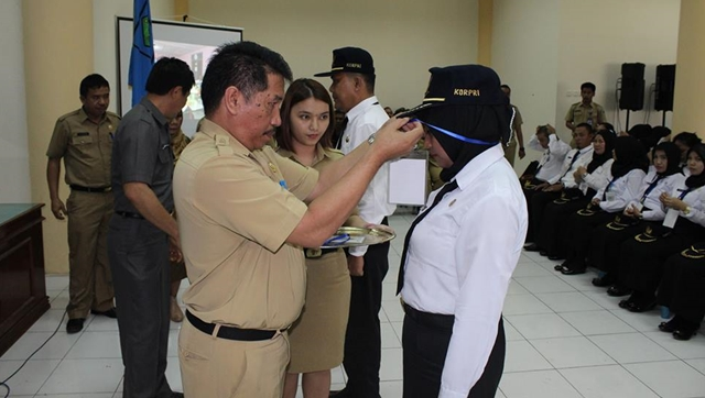 Diklat Prajabatan CPNS Bolmong Resmi Ditutup