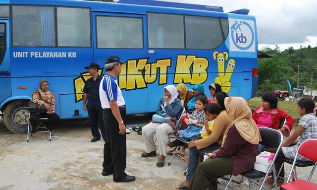 Di Bolmong 30 Ribuan Pasutri Ikuti Program KB