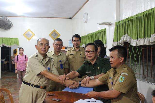Pemprov Mediasi Tapal Batas Bolmong-Kotamobagu