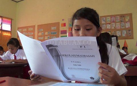 Ujian Nasional Tingkat SD