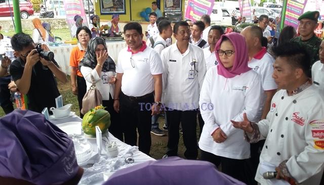 Festival Kuliner Promosikan Makanan Khas Mongondow
