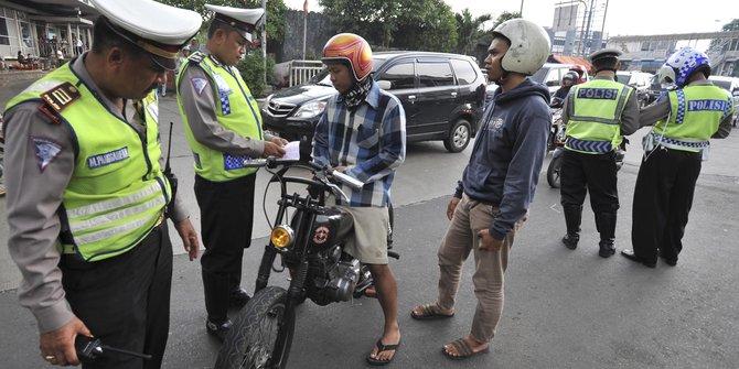 Satlantas Polres Bolmong Tilang 391 Pelanggar