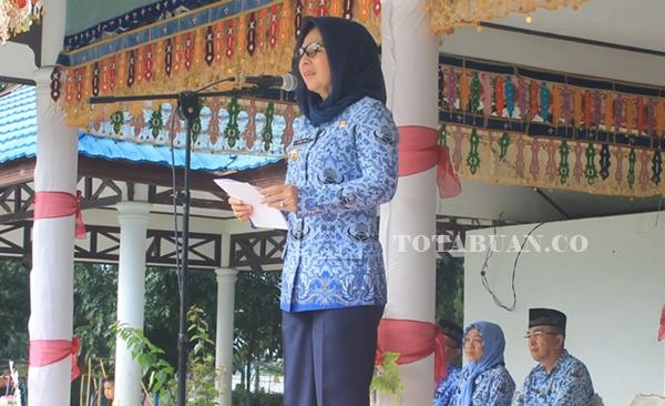 Wali Kota Ingatkan Korpri Harus Profesional Dalam Tugas