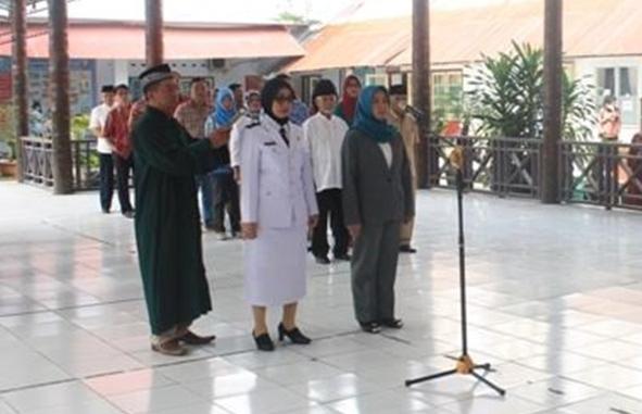 Wali Kota Tunjuk Rohani Sugeha Jabat Lurah Kotobangun