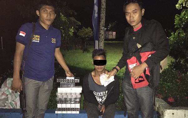 Maleo Amankan Pelaku Spesialis Pencurian Warung