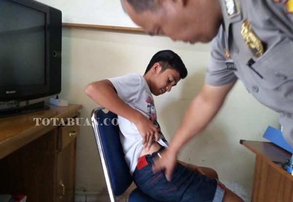 Siswa SMP Diduga Dianiaya Oknum Polisi