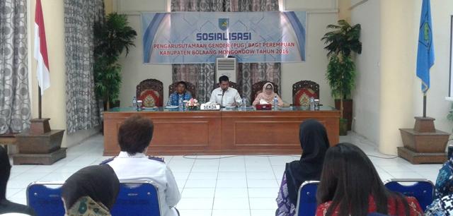 Peran Gender Sebagai Strategi di Sektor Pembangunan