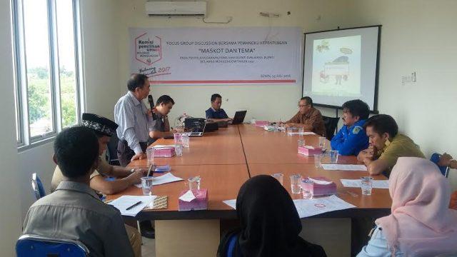 KPU Gelar Focus Grup Discussion