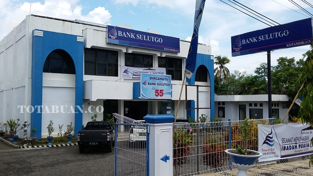 Bank Sulut Cabang Kotamobagu