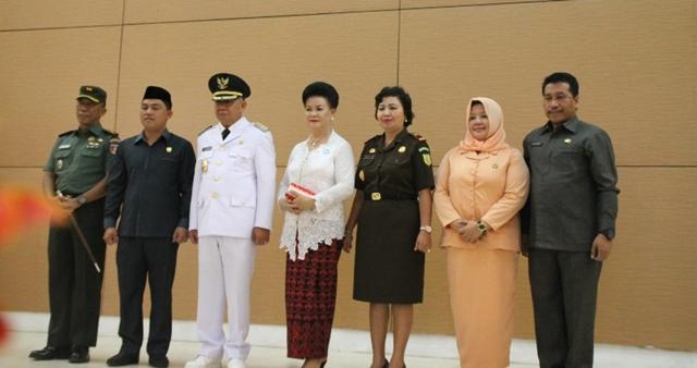 DPRD Hadiri Pelantikan Penjabat Bupati Bolmong