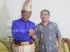 Jefry Tumelap bersama Salihi Mokodongan