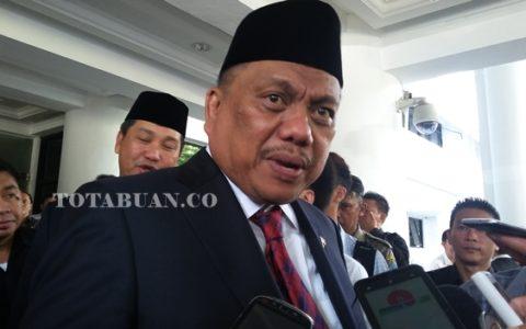 Ketua DPD I PDIP Sulut Olly Dondokambey