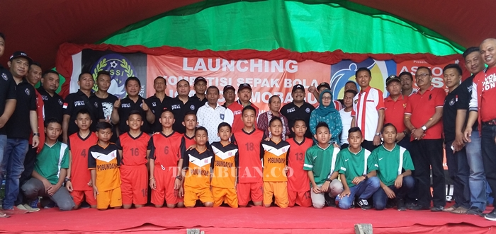 Launching Liga Kotamobagu