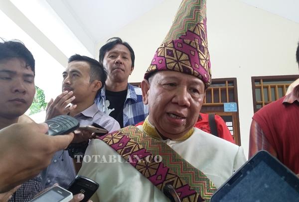 Watung Mulai Kumpul Pimpinan SKPD