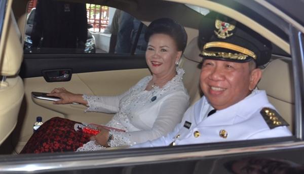 Penjabata Bupati Bolmong Adrianus Nixon Watung
