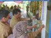 Plh Bupati Bolmong Ashari Sugeha saat meresmikan UPTD
