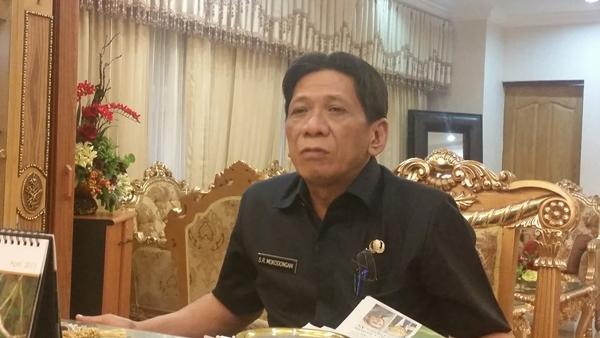 SRM Bantah Maju di PIlkada Bolmong