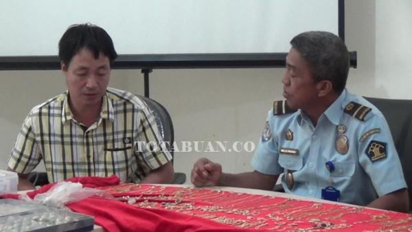 Dua Warga Cina Diamankan Petugas Imigrasi Kotamobagu