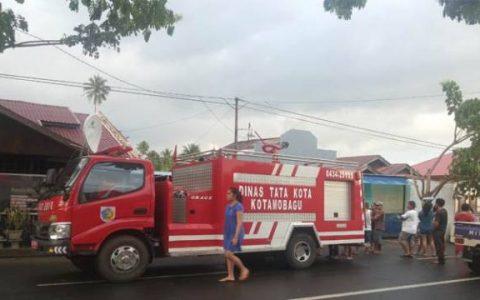 Damkar Milik Pemkot Kota Kotamobagu