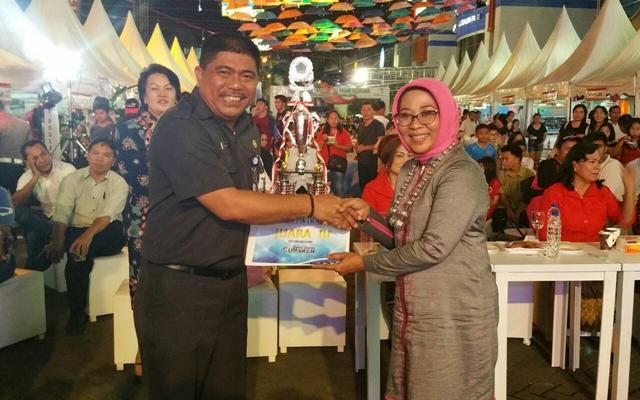 Kotamobagu Raih Prestasi di Festival Bunaken 2016