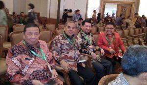 Foto Pj Bupati saat menghadiri Rakornas TPID VII 2016 di Jakarta Bersama Bupati, Walikota (1)
