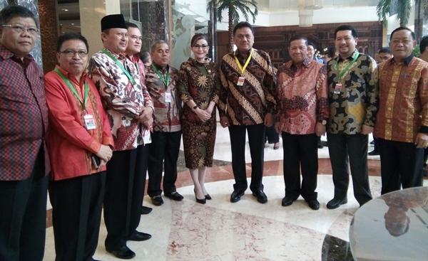 Pj Bupati Bolmong Hadiri Rakornas TPID