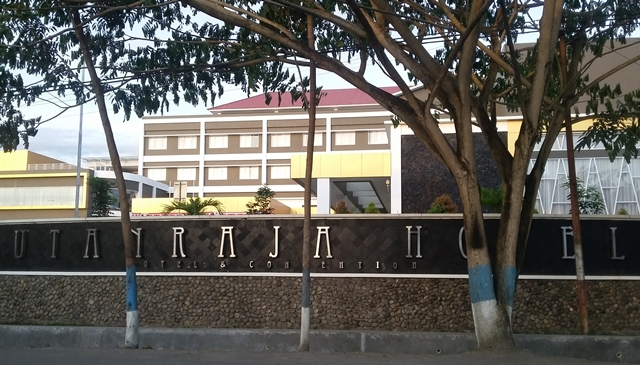 Hotel Sutan Raja Kotamobagu