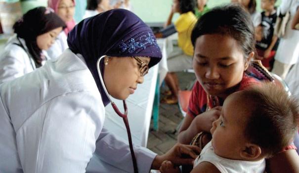 Salah satu bentuk Pelayanan Kesehatan