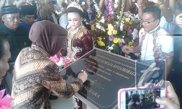 Hotel Sutan Raja Kotamobagu Menunggak Pajak Hampir Tiga Ratus Juta Rupiah