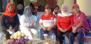 foto pimpina SKP Usai kegiatan Jalan Sehat dalam Rangka HUT RI ke 71
