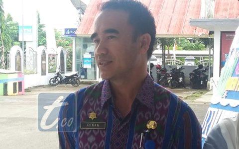 Kepala BKD Kotamobagu Adnan Masinae