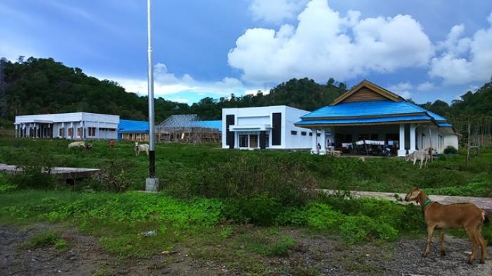 Kondisi RS Datoe Binangkang yang ada di Lolak