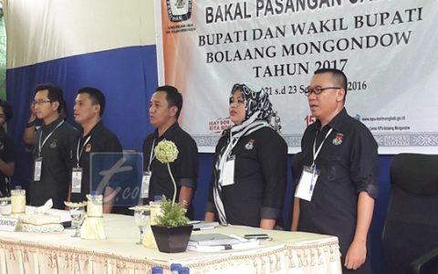 Komisioner KPU Bolmong