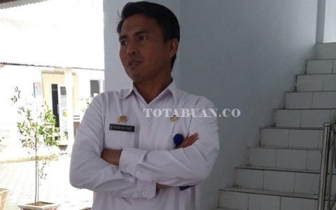 Sekretaris Kota Tahlis Gallang