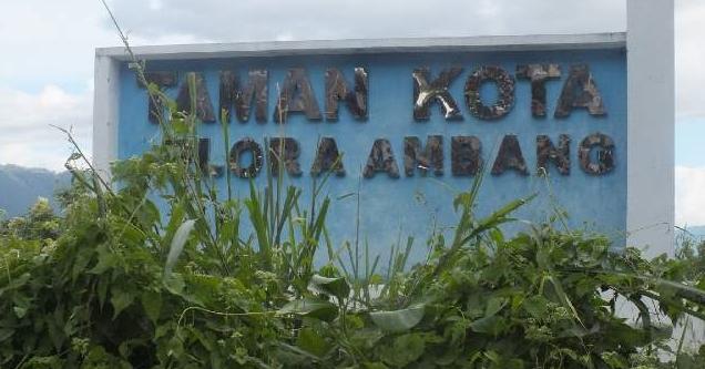 Taman Kota Gelora Ambang Kotamobagu