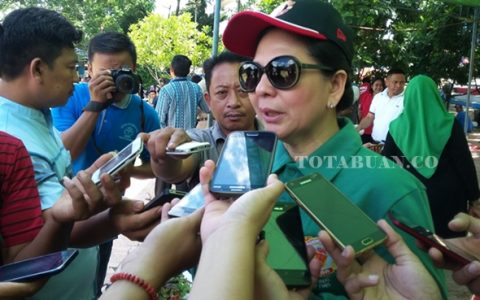 Wali Kota Kotamobagu Tatong Bara