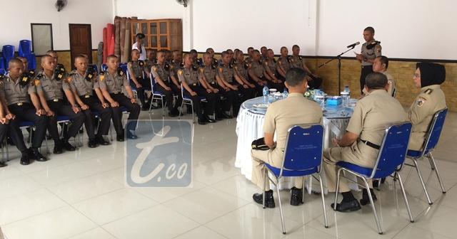 Wali Kota: Jadilah Polisi Yang Melayani