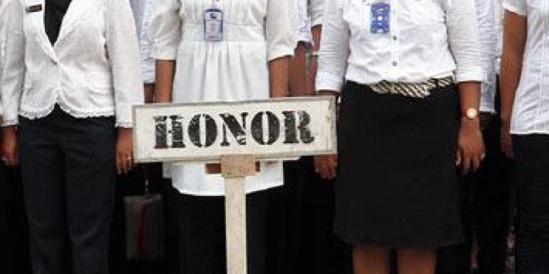 Gaji Honorer di Bolmong Hanya 500 Ribu Perbulan