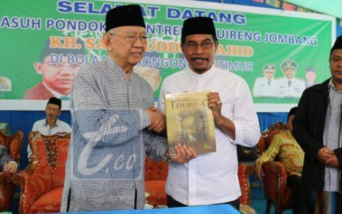 Ponpes Miftahul Khoir Buyat Jadi cabang ke-7 Ponpes Tebuireng Jombang