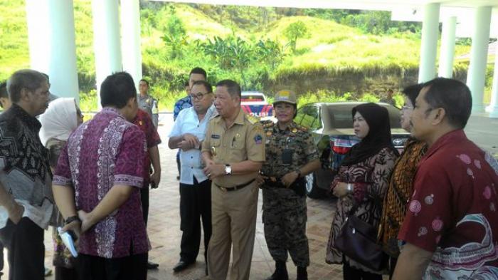Pemkab Bolmong Pacu Pengoperasian RSUD di Lolak